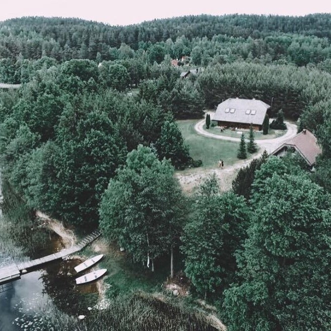 Pakasas Homestead 🇱🇹🌲